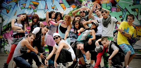 Trupa Jackpot_OneBeat_Dance_Studio
