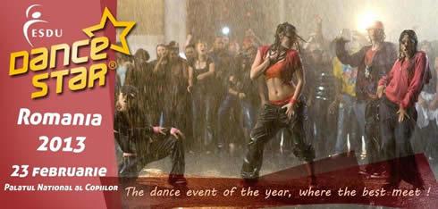 ESDU DanceStar Romania  2013