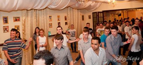 club de dans latin dance