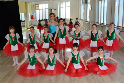 dansatoare-copii-balet