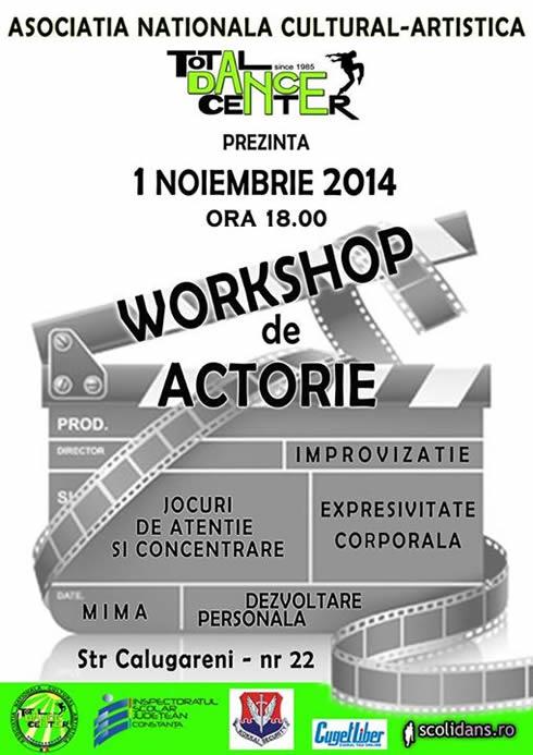 workshop-actorie