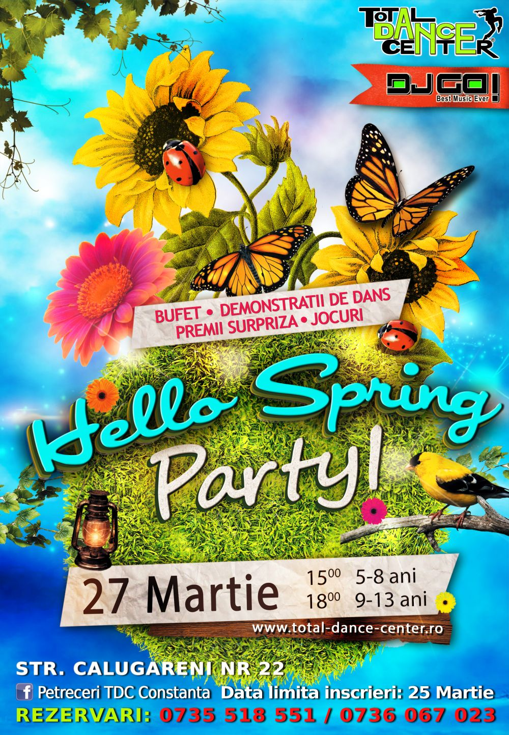 Hello Spring Party TDC